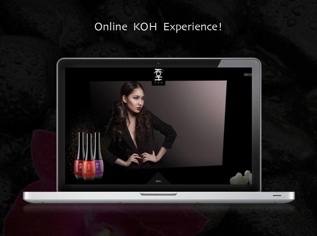 De nieuwe website! Live! De plek waar de consument geïnformeerd, maar vooral ook geïnspireerd wordt door de wereld van KOH.