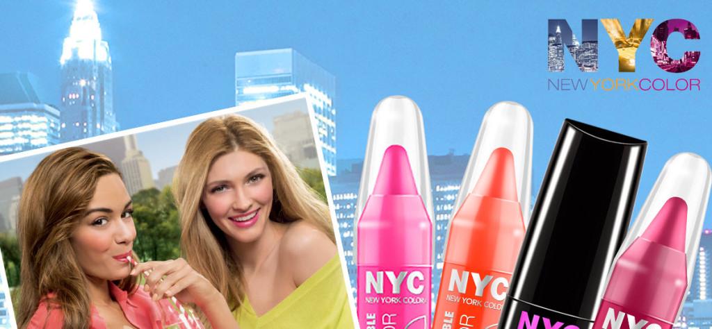 Een content strategie voor een make-up merk wat haar inspiratie haalt uit de Big Apple!