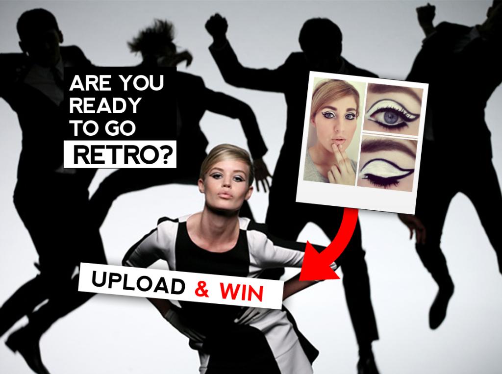 Doe mee en win! Geintegreerde Facebook en Pinterest campagne voor de introductie van een nieuwe mascara.