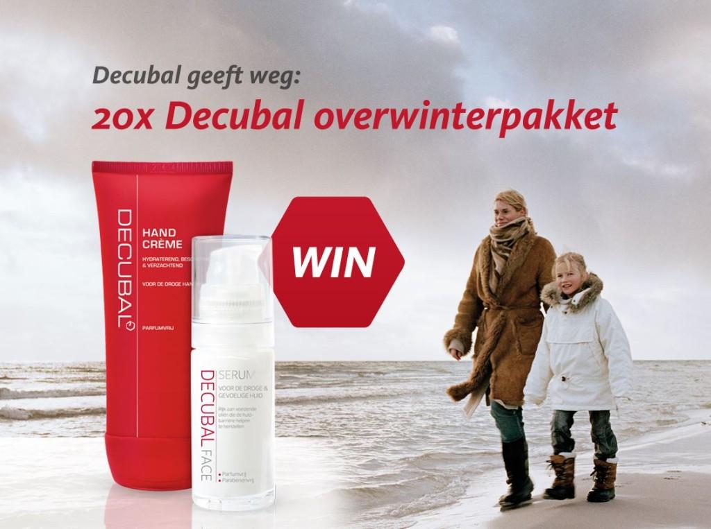 Doe mee en win! Met dit Decubal ben je klaar voor de winter.